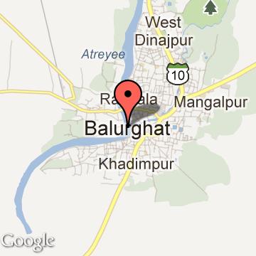 BALURGHAT Tourism Tourist Places Near BALURGHAT Travel Guide - Balurghat map