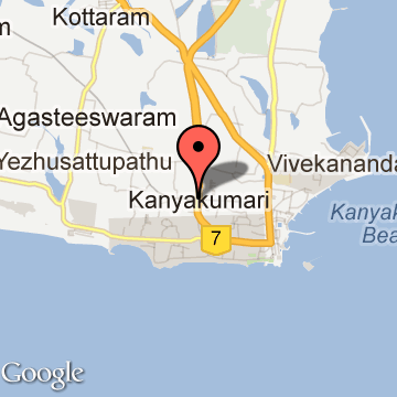 Raghavi Tourist Home in Kanyakumari - agoda.com